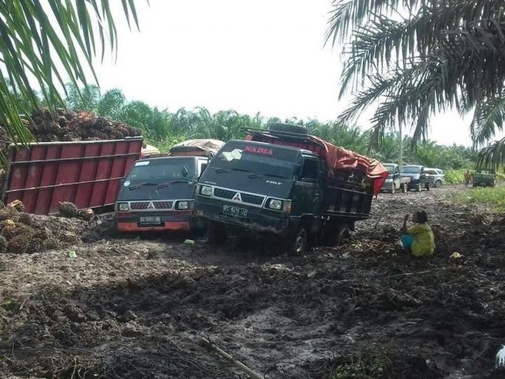 Cawagub Ini Janji Hilangkan Jalan Bubur di Seluruh Sumsel