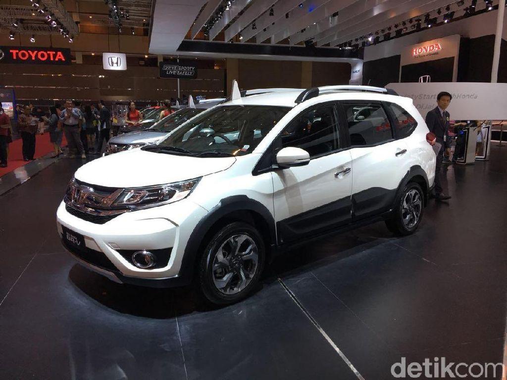 Berita Populer: Nasib Honda BR-V, Bocoran Tampang Yaris Baru