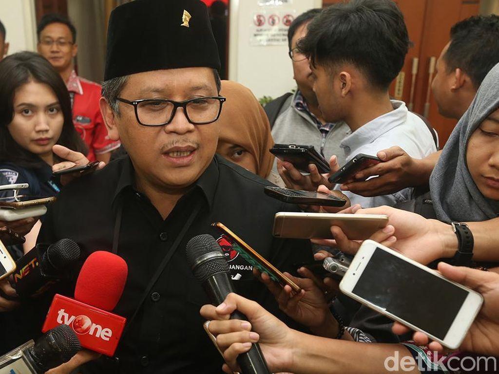 Jokowi Bertemu PA 212, Sekjen PDIP: Presiden Tak Diskriminasi