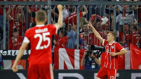 Bayern Punya Pemain di Setiap Posisi yang Bisa Melukai Madrid