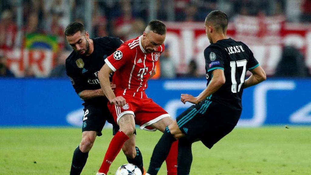 Gol Kedua Madrid Serangan Balik yang Hebat