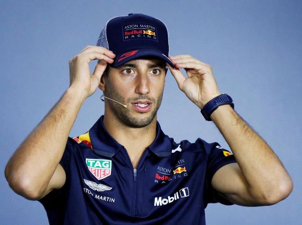 Ricciardo Bantah Kabar Sudah Sepakati Prakontrak dengan Ferrari