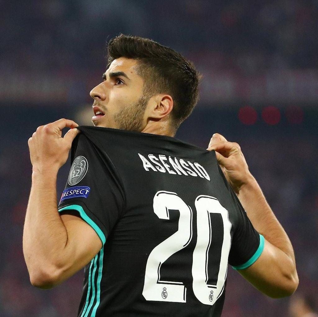 Asensio: Madrid Harus Lebih Tangguh di Bernabeu