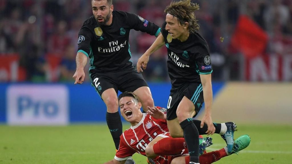 Bayern Kalah, James Marah