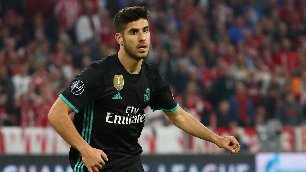 Asensio Tampil karena Isco Cedera, Bukan Kejelian Zidane