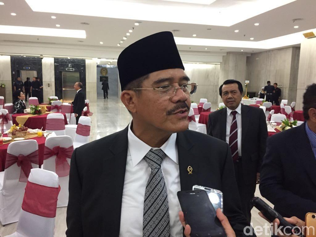 Aman Dituntut Mati, Ketua MA Minta Pengamanan di PN Ditingkatkan