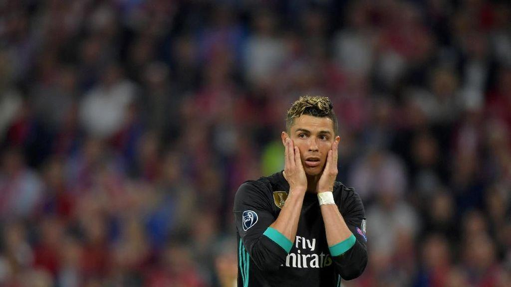 Ronaldo Mejan di Allianz Arena