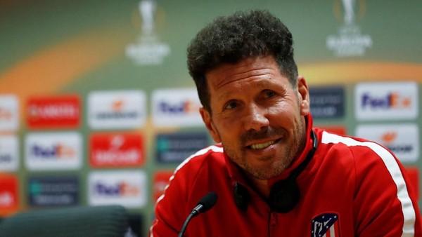 Simeone Sebut Timnya Punya Kesamaan dengan Marseille