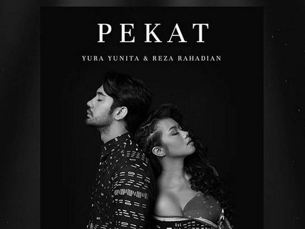 Serba Hitam, Klip Pekat Yura Yunita dan Reza Rahadian Tayang 1 Mei