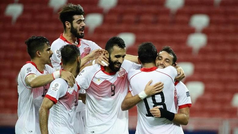 Timnas Bahrain Jajaki Kekuatan Indonesia di PSSI Anniversary Cup