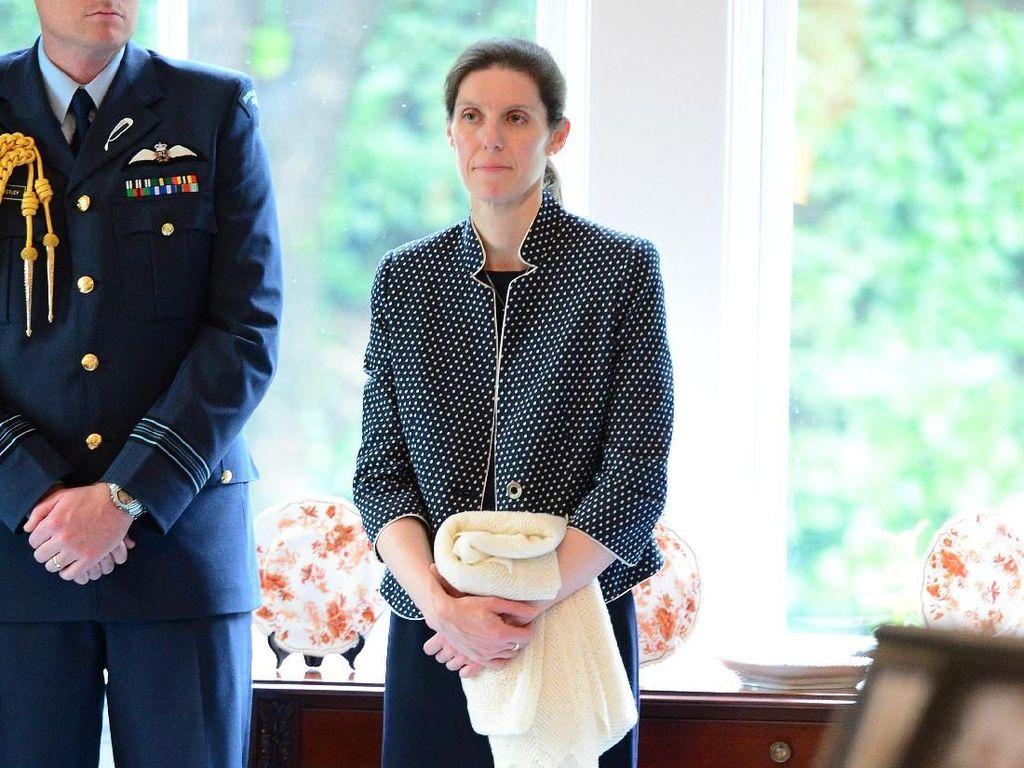 Foto: Sosok Baby Sitter Strong yang Urus Tiga Anak Kate Middleton