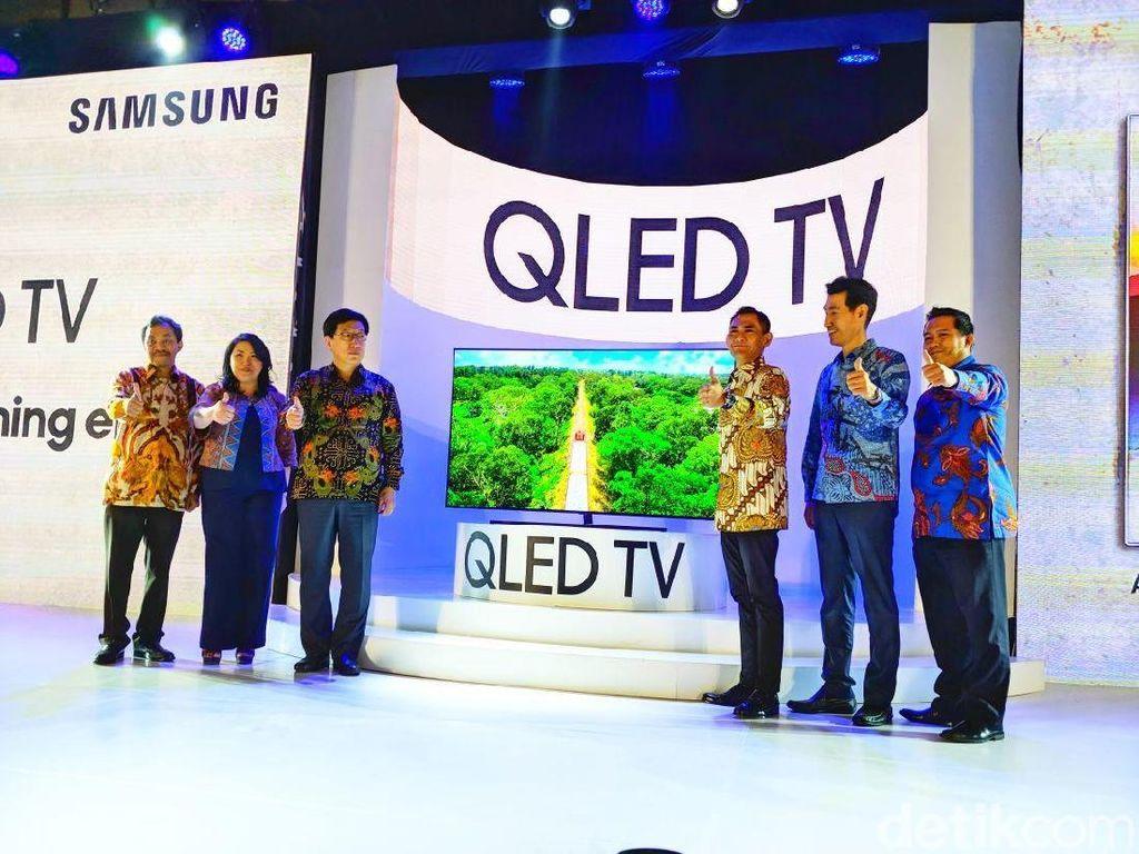 Keren! Samsung Hadirkan TV Bunglon di Indonesia