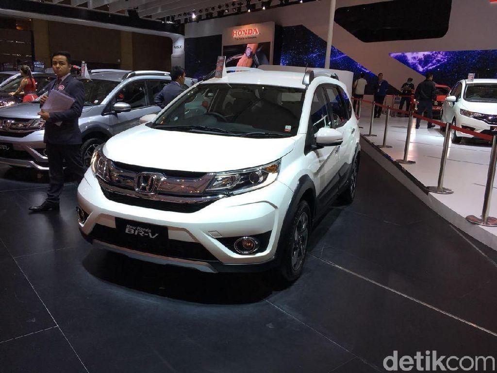 Honda BR-V Makin Tenggelam