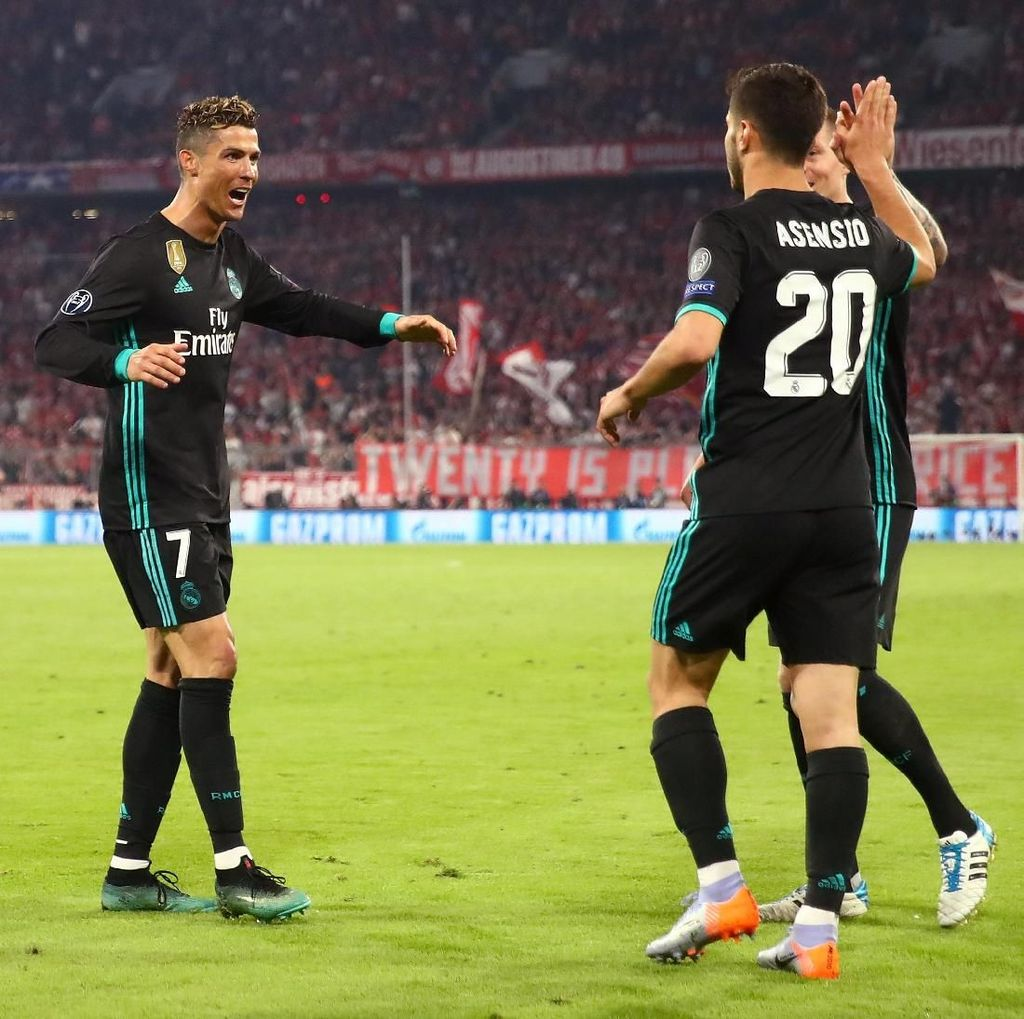 Akurasi yang Membedakan Madrid dan Bayern
