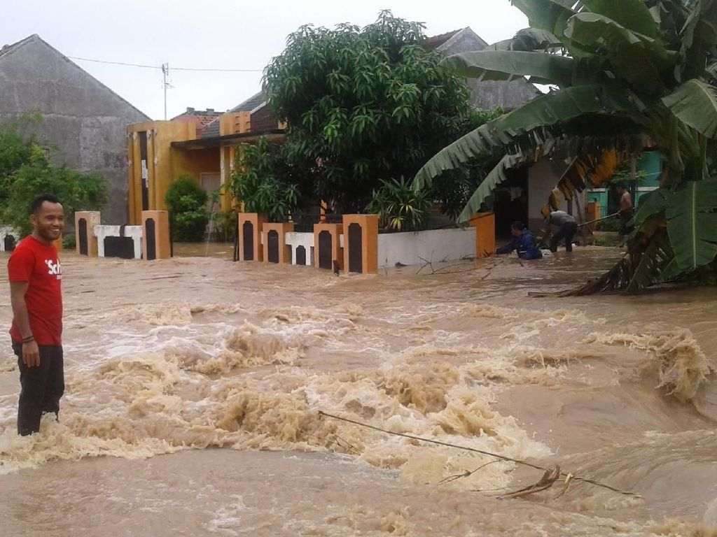 Plt Walkot Cilegon Sebut Galian C Penyumbang Banjir