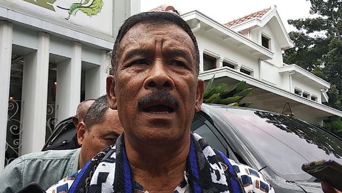 Umuh Muchtar minta Liga 1 digelar setelah Kongres Luar Biasa PSSI (Dony Indra Ramadhan)