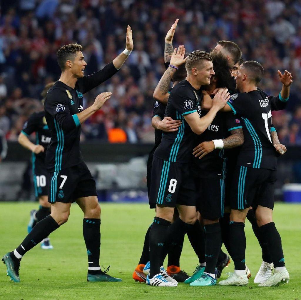 Zidane Mewanti-wanti Madrid: Bayern Juga Bisa Menang di Bernabeu