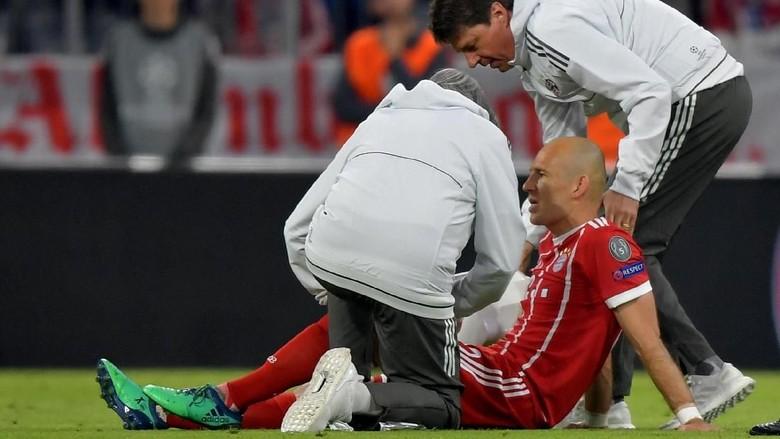 Bayern Kalah, Tiga Pemainnya Cedera