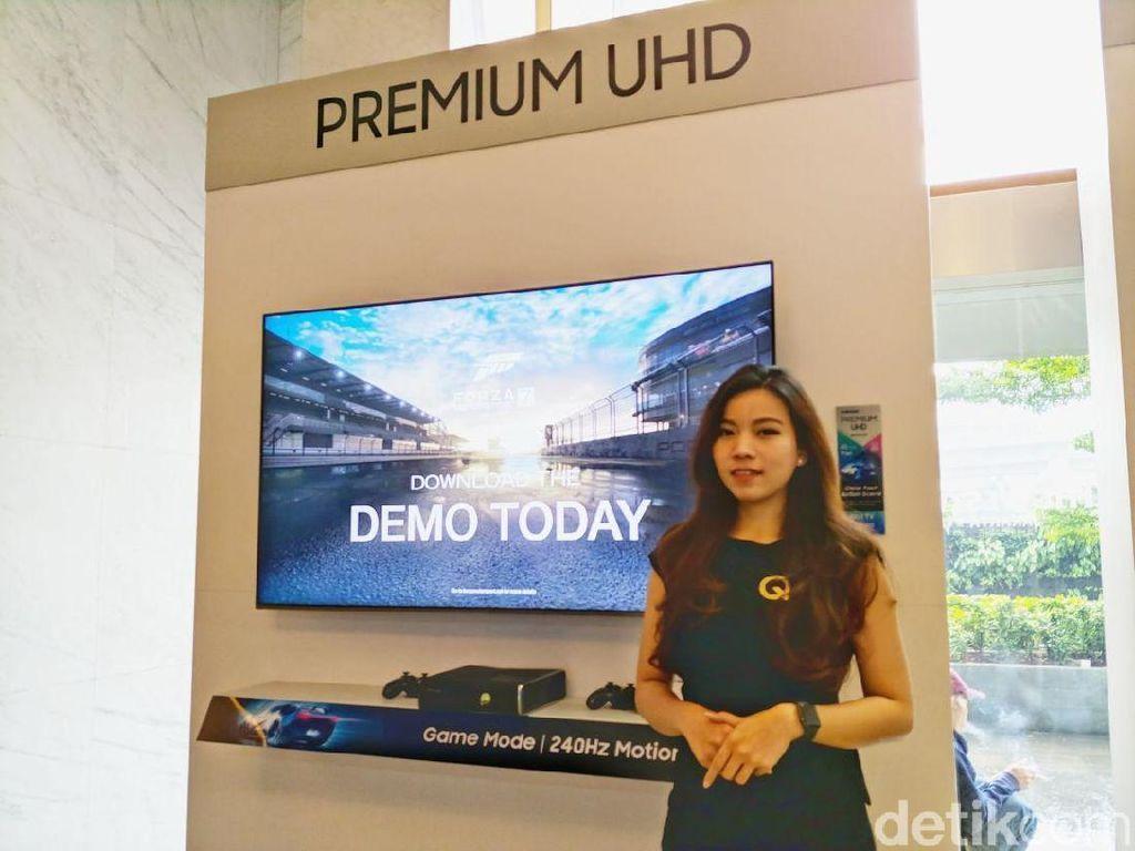 Di Indonesia, TV Bunglon Samsung Dibanderol Rp 175 Juta