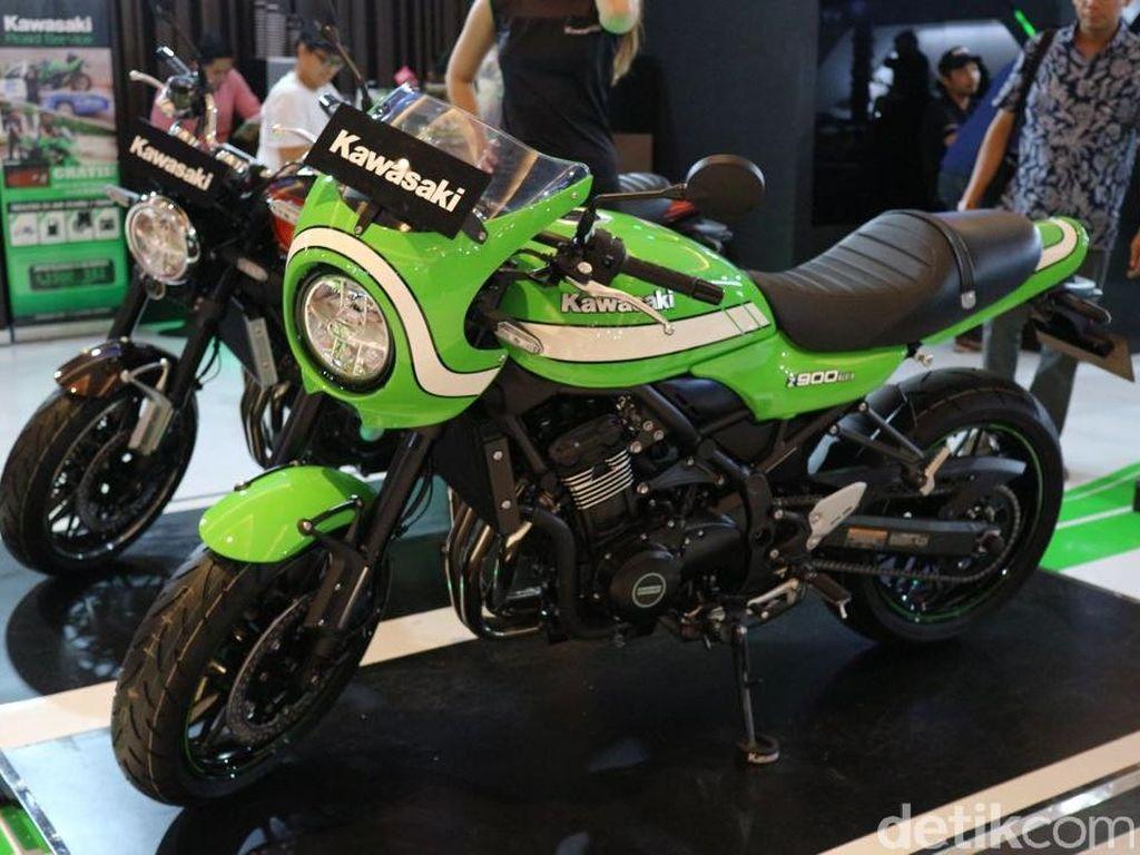 Impor Dibatasi, Penjualan Moge Kawasaki Bakal Turun