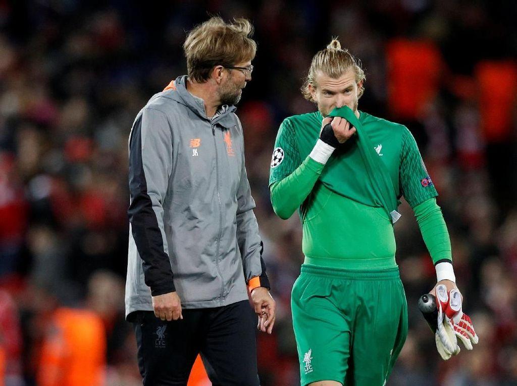Klopp: Gegar Otak Sebabkan Karius Blunder di Final Liga Champions