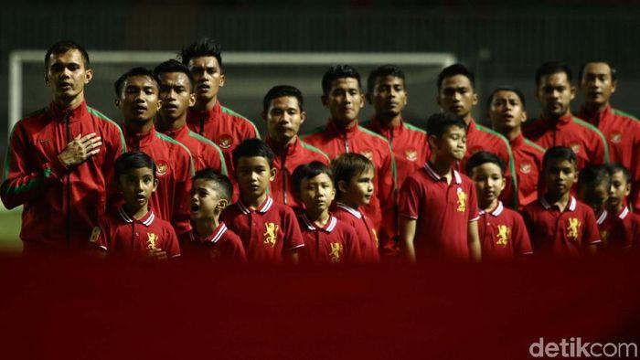Timnas Indonesia U-23 akan hadapi laga ujicoba kontra Thailand (Rifkianto Nugroho/detikSport)