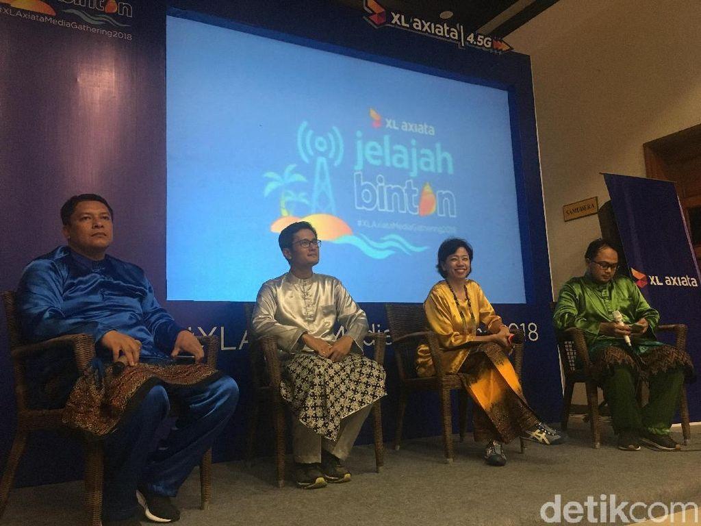 Jaringan XL Diklaim Selimuti 93% Indonesia