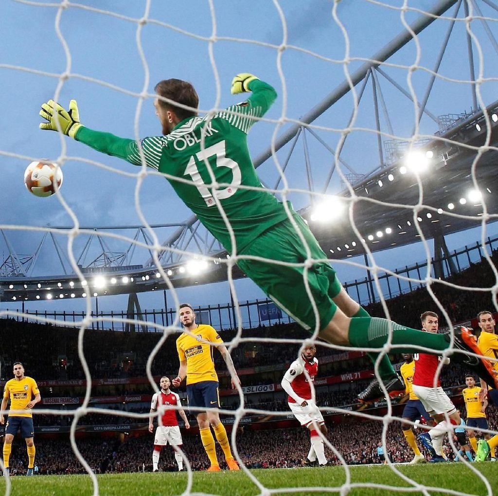 Atletico Sangat Jarang Kebobolan di Kandang, Arsenal Tetap Optimistis