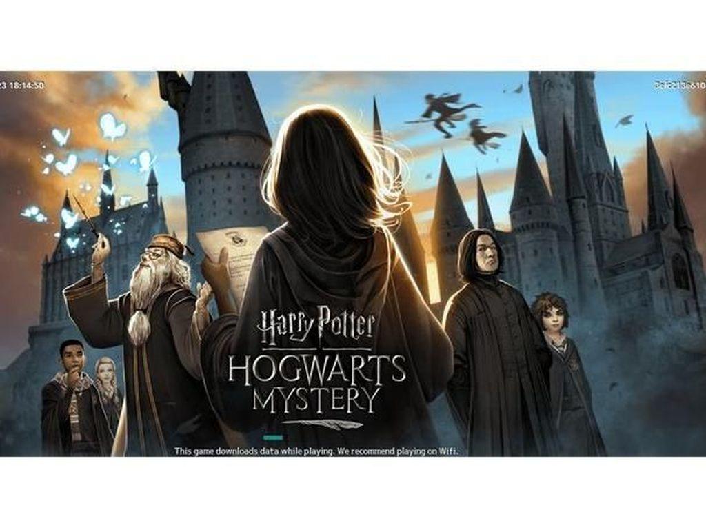 Apakah Voldemort Muncul di Harry Potter: Hogwarts Mystery?