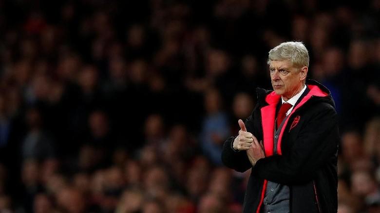 Pesan Wenger Buat Manajer Baru Arsenal
