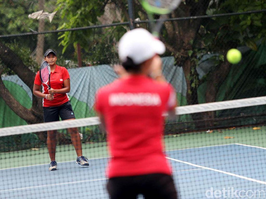 Tim Tenis Enjoy Saja Ditempatkan di Hotel, Bukan Wisma Atlet
