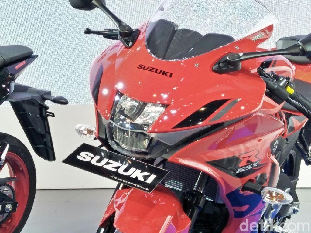 Pertimbangan Suzuki Indonesia Belum Keluarkan GSX 250R