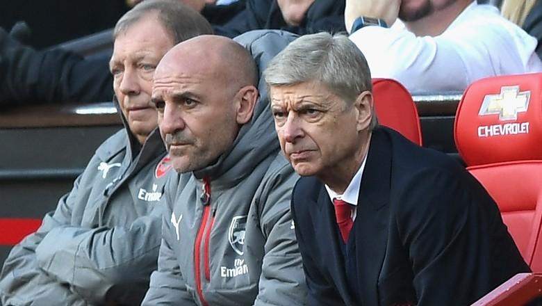 Bagaimana Akhir Kunjungan Pamungkas Wenger ke Old Trafford?