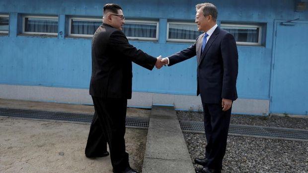 Moon Jae-in dan Kim Jong-un Berencana Gelar Pertemuan Ketiga