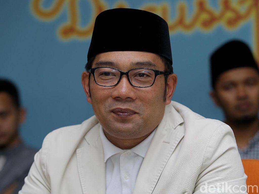 Diberi Selamat Syaikhu dan Fahri Hamzah, Ridwan Kamil: Hatur Nuhun