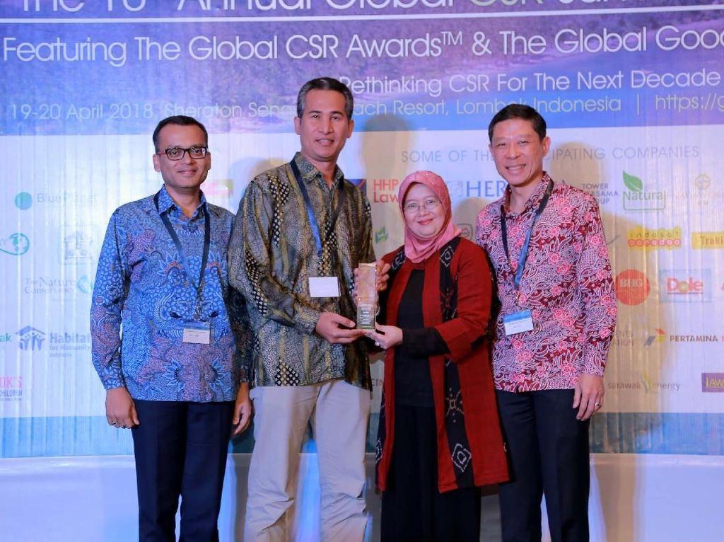 Bridgestone Indonesia Raih Penghargaan