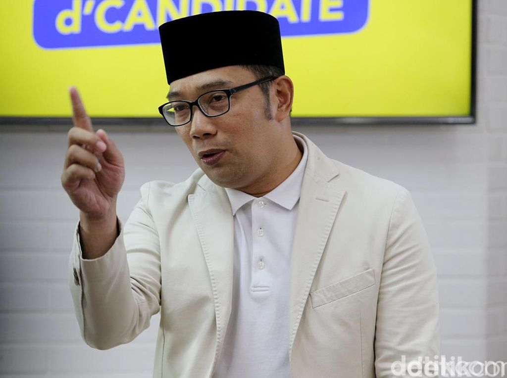 Cagub Ridwan Kamil Pernah Bikin Budeg Pemilik Knalpot Bising