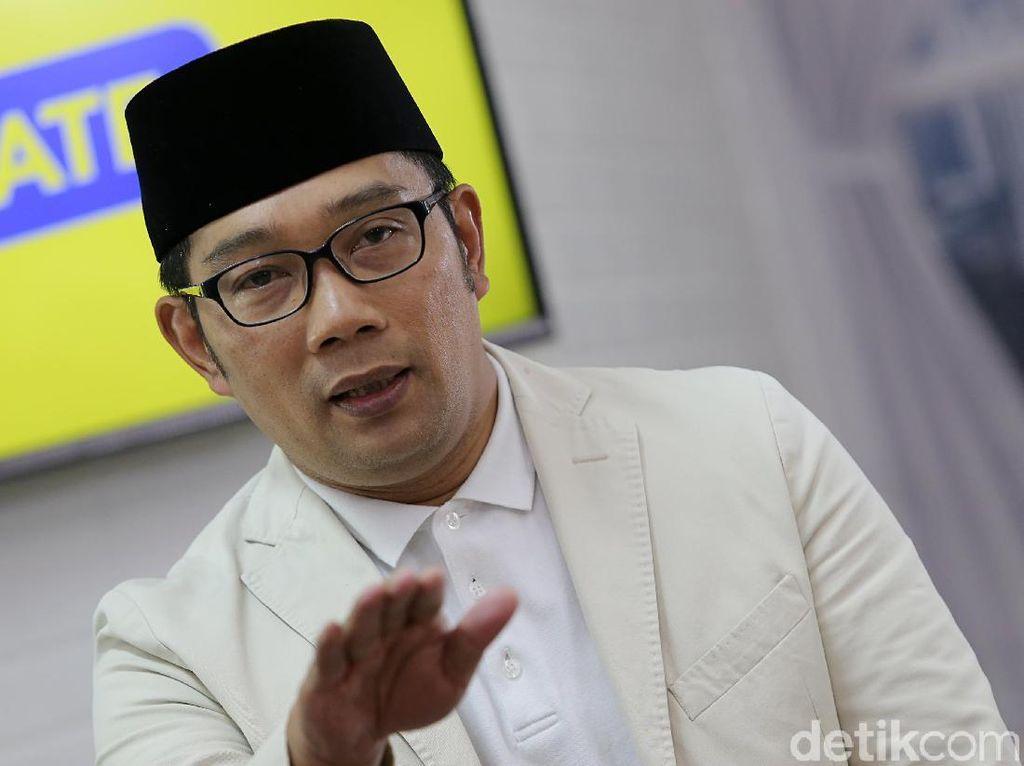 Begini Jurus Ridwan Kamil Kikis Kesenjangan Ekonomi di Jabar