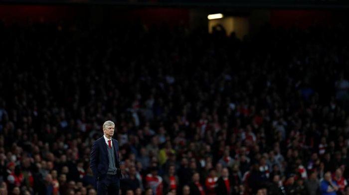 Laga antara Arsenal dan Atletico Madrid menjadi pertandingan terakhir Arsene Wenger di Emirates Stadium di kompetisi Eropa (Foto: Andrew Couldridge/Action Images via Reuters)