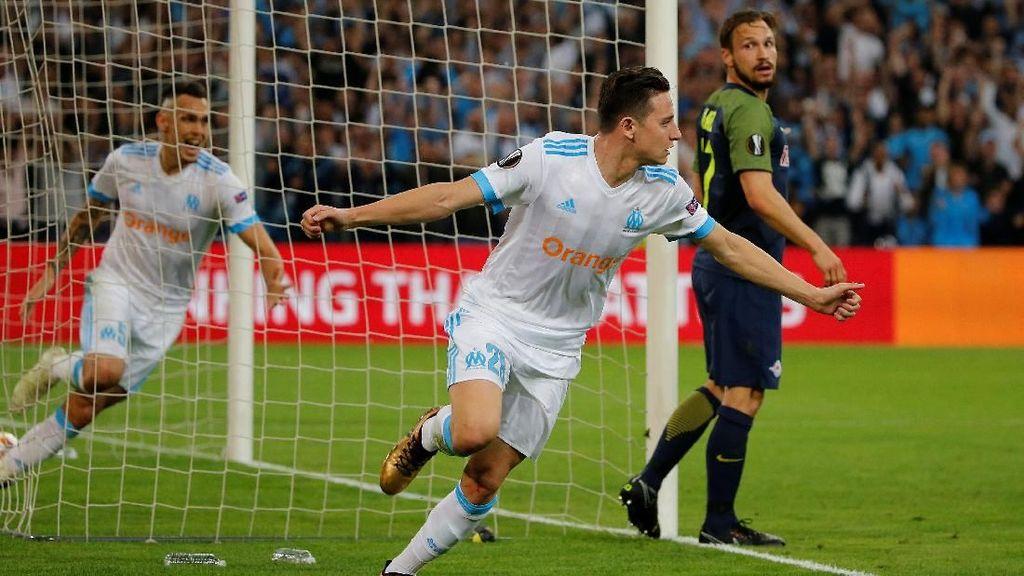 Marseille Tekuk Salzburg 2-0