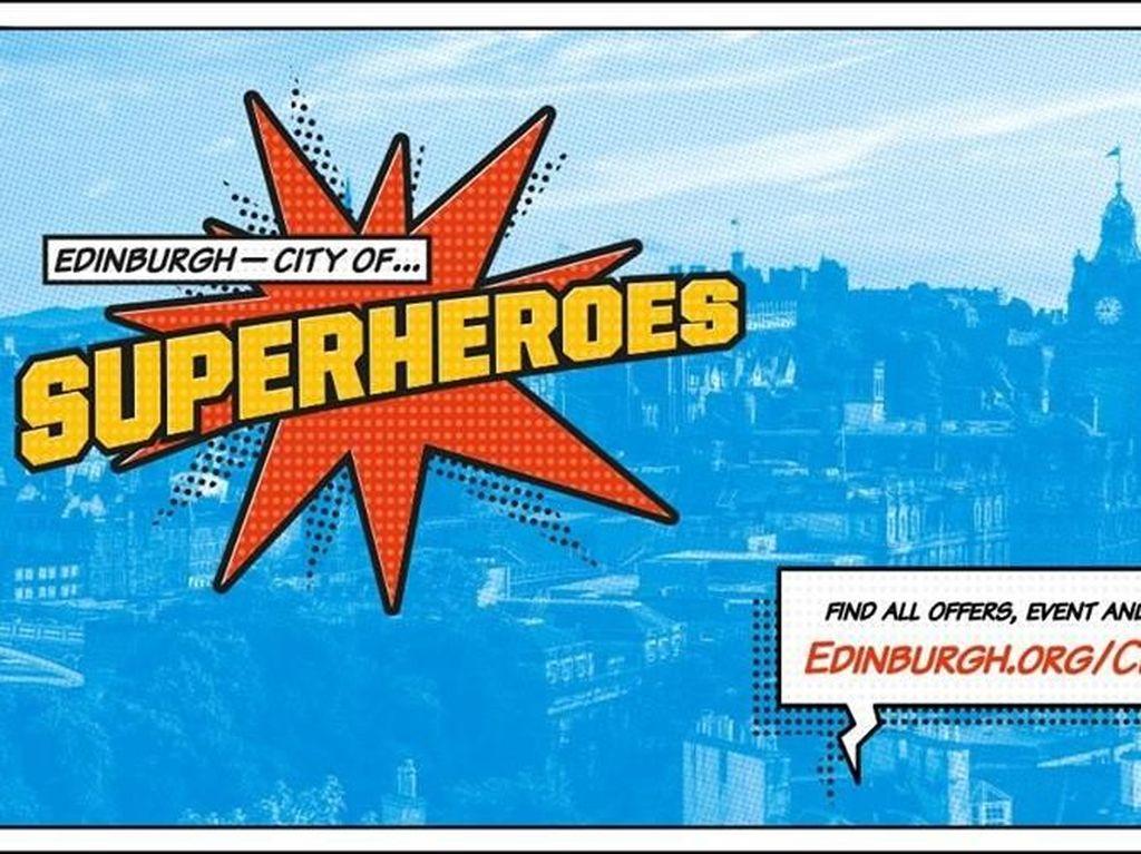 Kota Ini Niat Banget Rayain Avengers: Infinity War