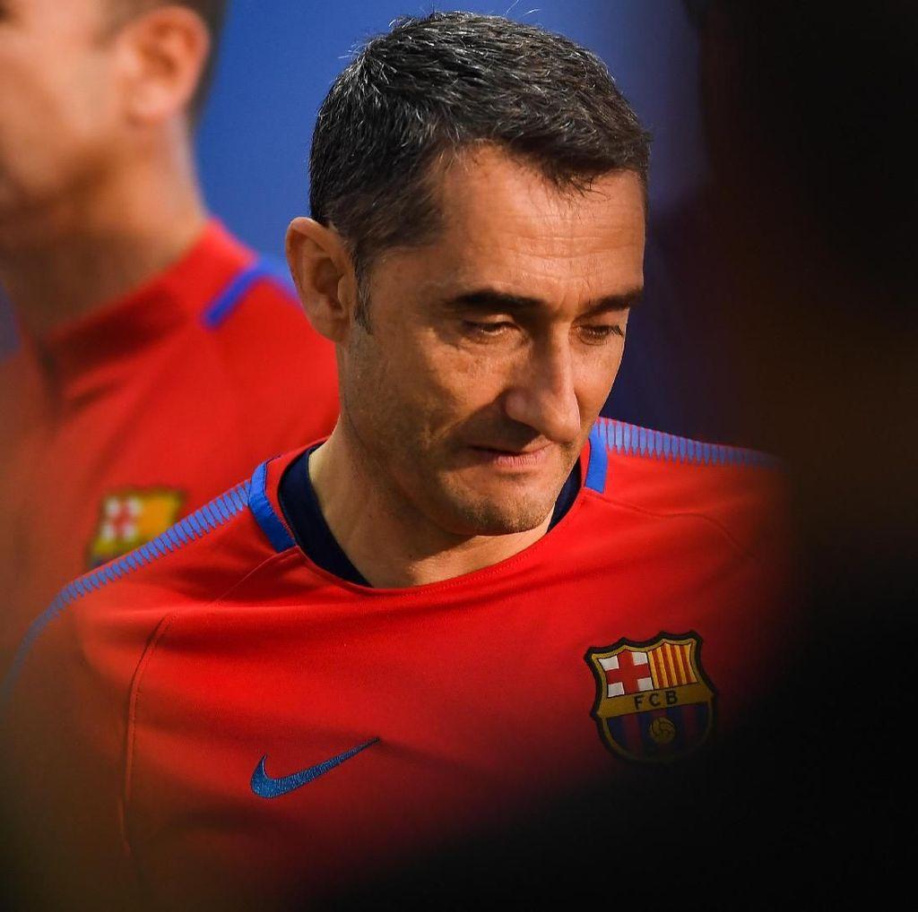 Valverde Pede dengan Kans Barca Raih Trofi-trofi Musim Ini