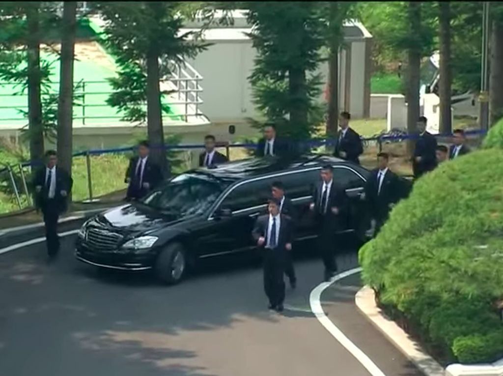 Ini Cara Kim Jong Un Dapat Mobil Mewah Meski Dilarang PBB
