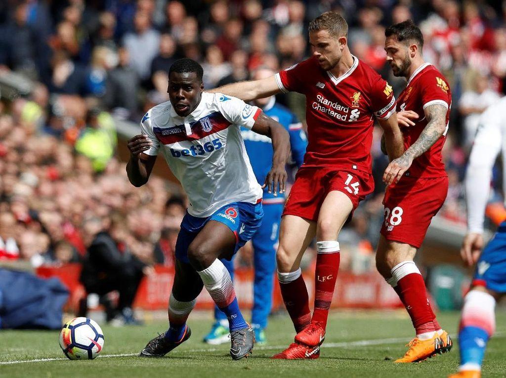 Liverpool Vs Stoke City: Duel Tanpa Pemenang