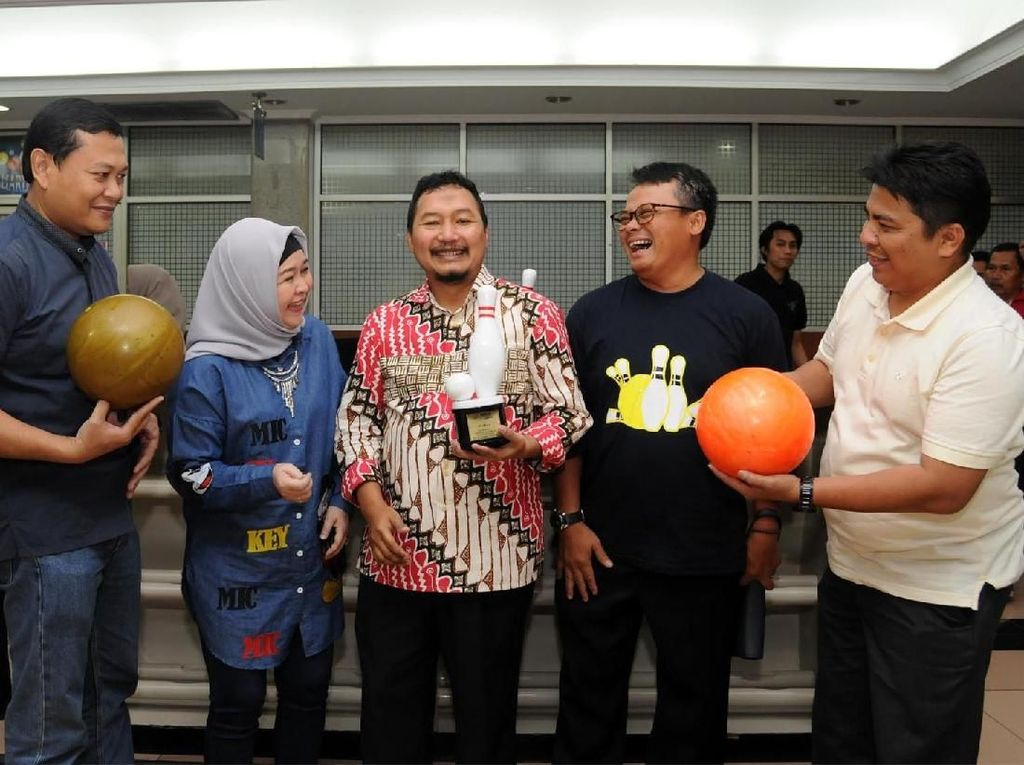 Fun Bowling Competition 2018