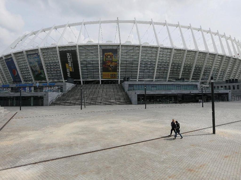 Menengok NSC Olimpiyskiy Stadium, Tuan Rumah Final Liga Champions 2018