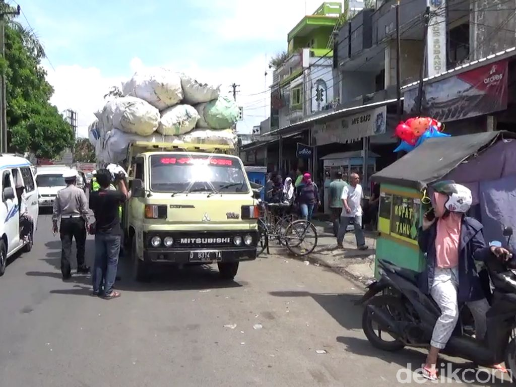 Operasi Lodaya di Tasikmalaya Jaring Ratusan Pelanggar Lalin
