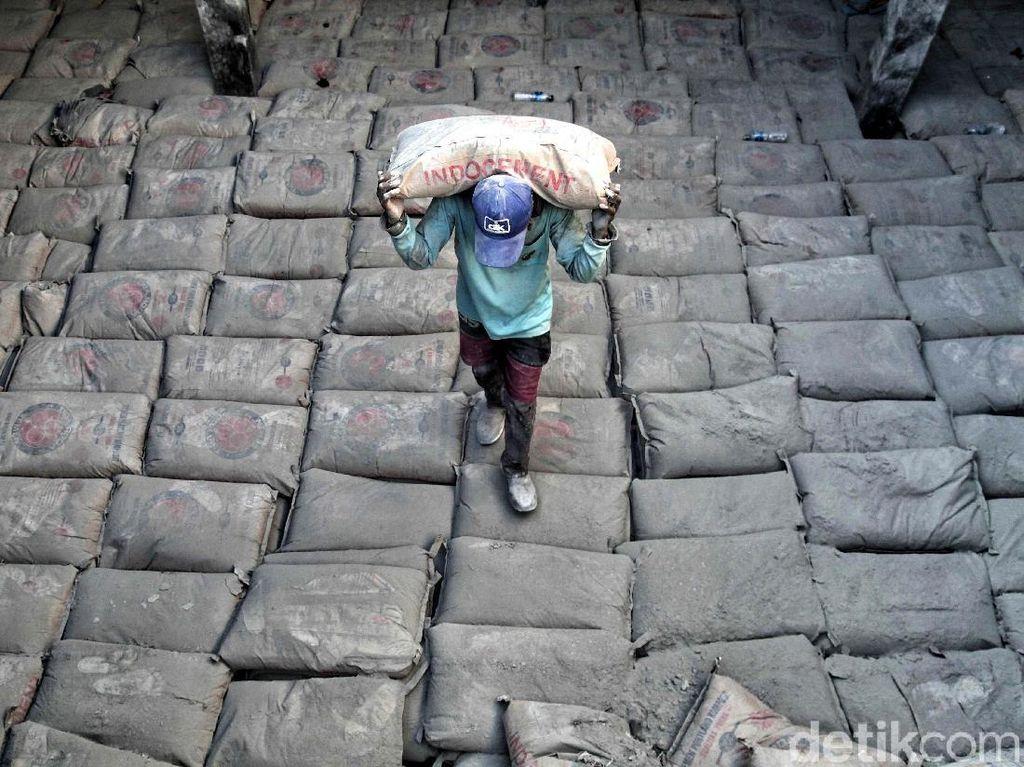 Penjualan Semen Baturaja Naik ke 883.622 Ton