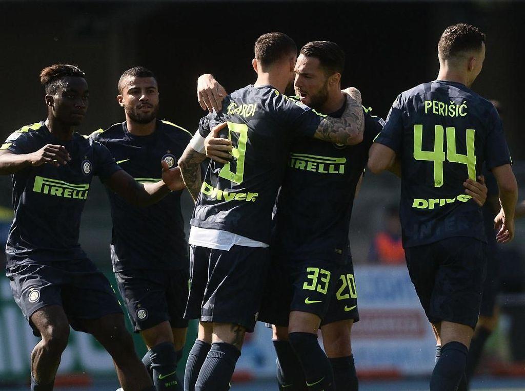 Inter Bakal Ganas di Hadapan Juventus