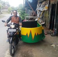 Suka Duka Triyono, Penggagas Transportasi Khusus Difabel Asal Yogyakarta
